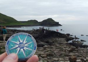 Memories of my 500th milestone at the Giant's Causeway