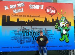 GoldCircle at the Giga in Mainz