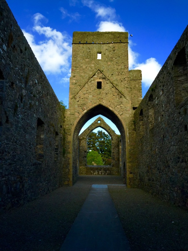 Dominican Friary in Carlingford