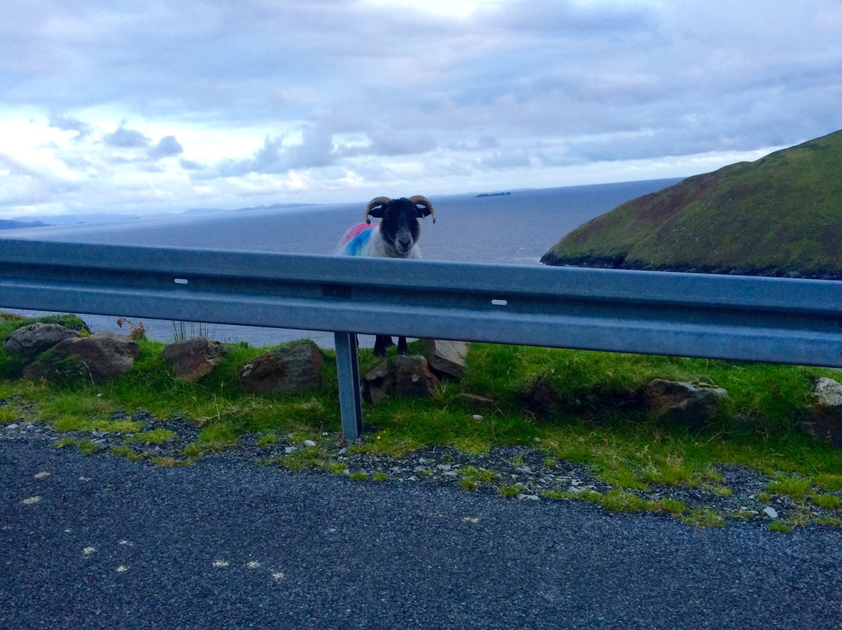 Take me back to Achill