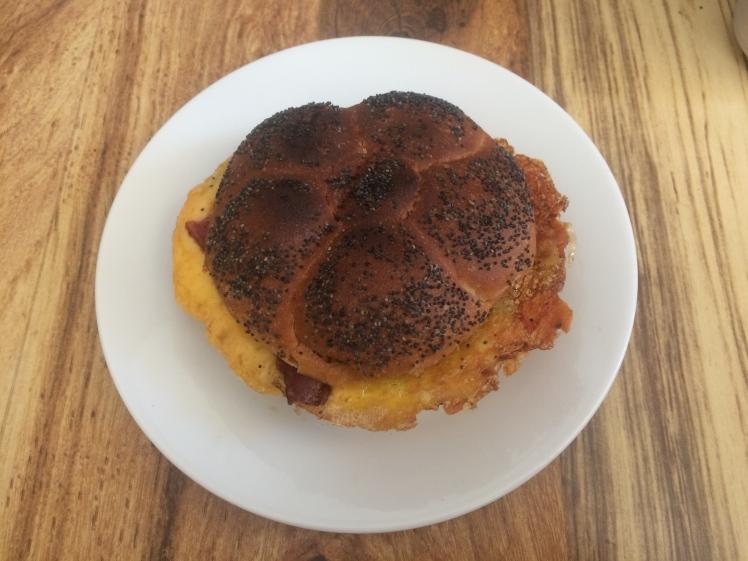 Breakfast Sandwich @ Fressen Portland
