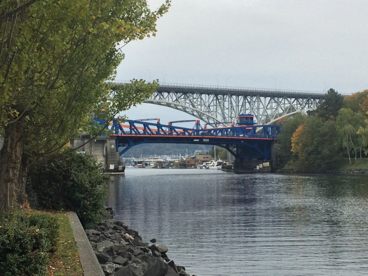 The Fremont Bridge