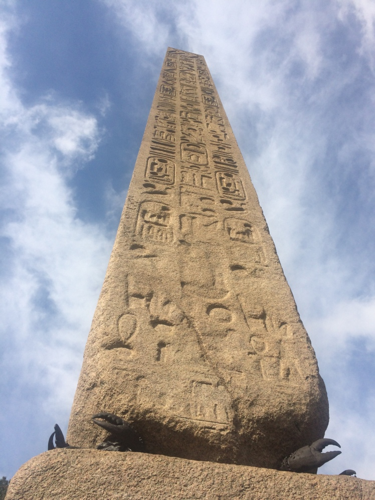 Cleopatra's Needle