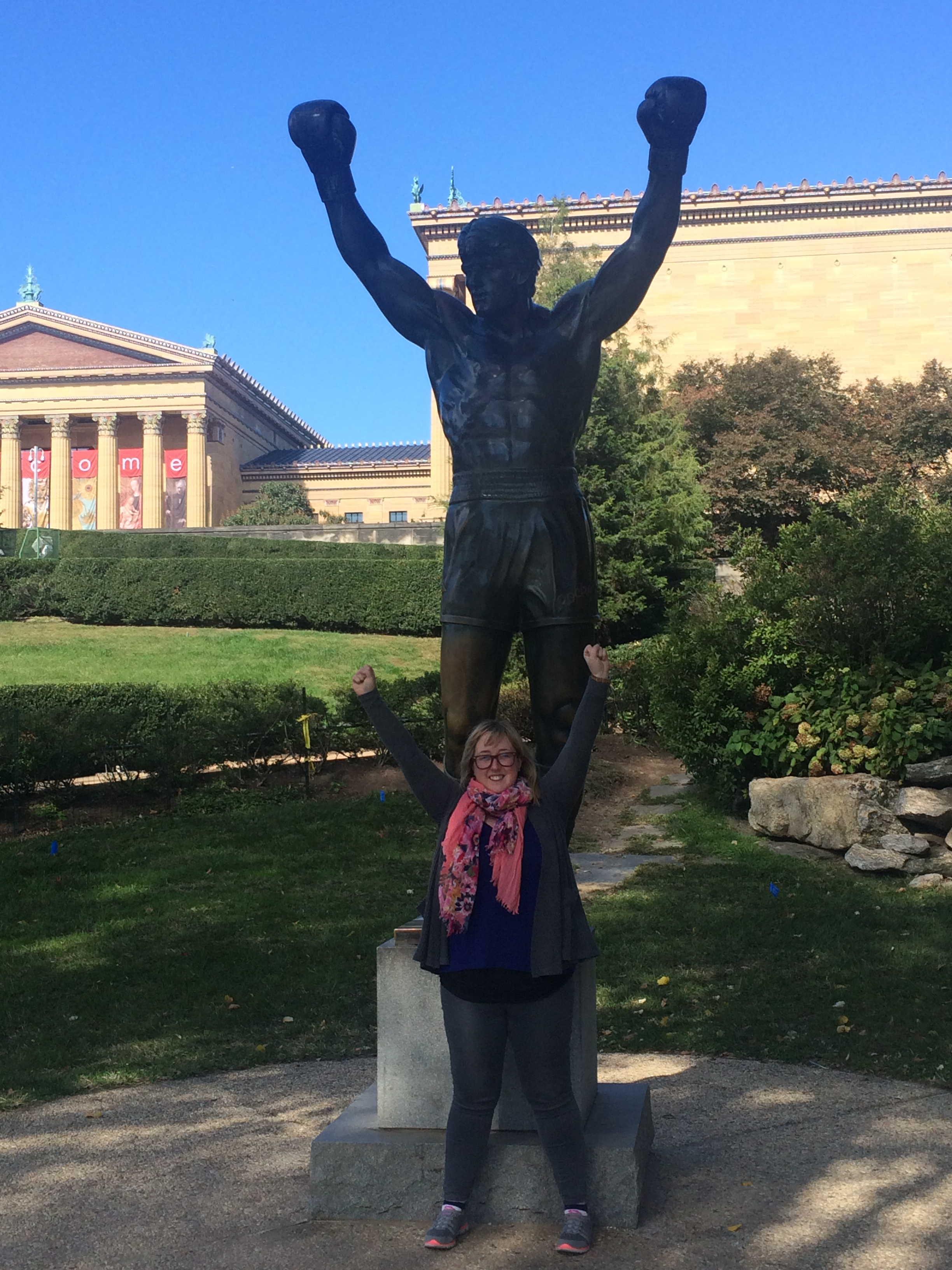 Rocky Statue Philadelphia