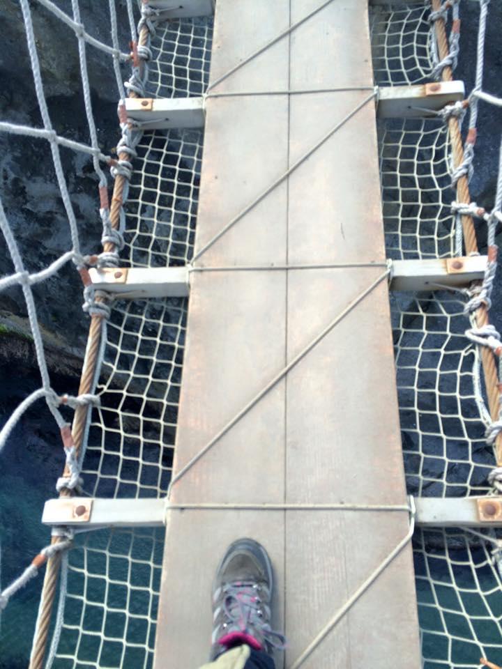 carrick a rede rope bridge antrim