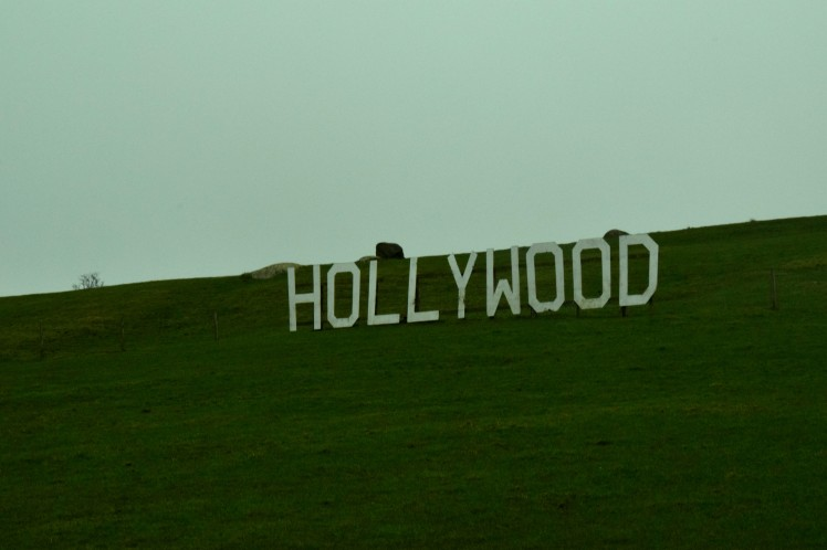 hollywood sign wicklow