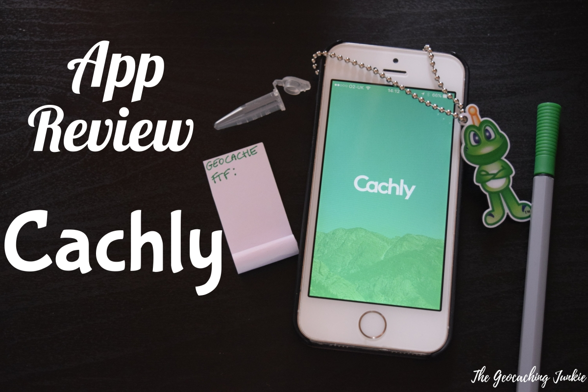Geocaching App Review: Cachly
