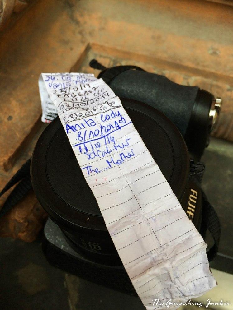 Camera and log (1 of 1)