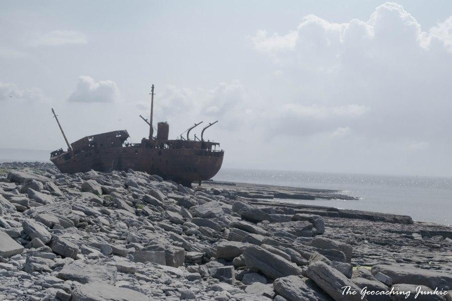 Plassey shipwreck (1 of 1)