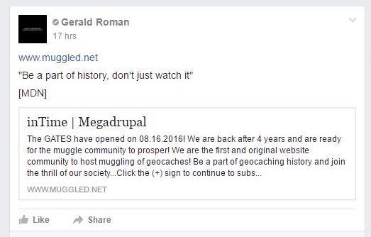 muggled net FB
