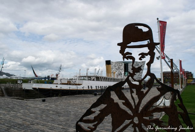 Geocaching in Belfast? Check out the great caches around the Titanic Quarter