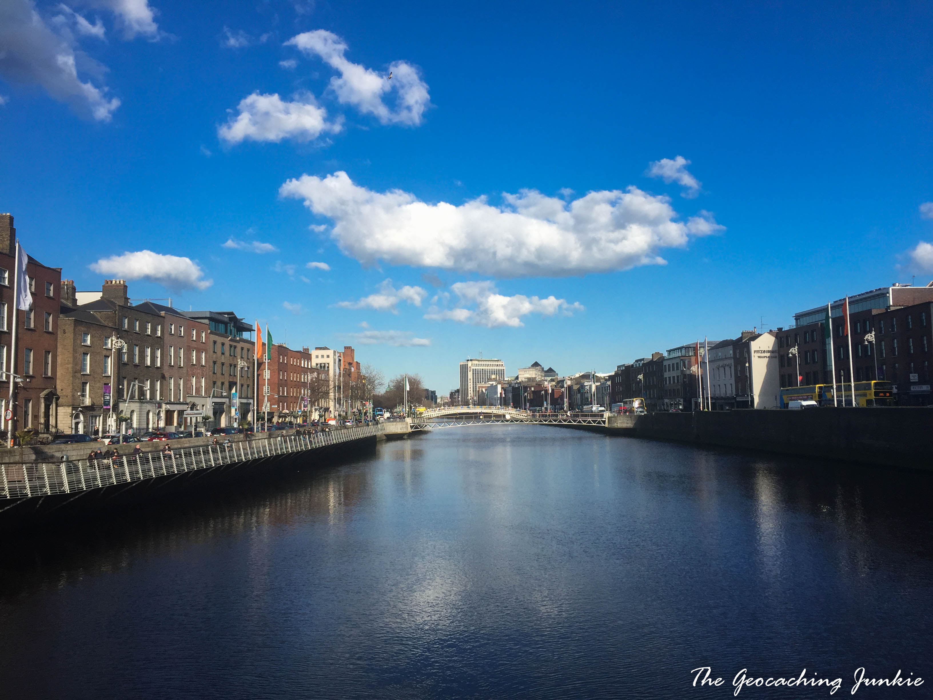 Check out the ultimate Dublin geocaching bucket list!