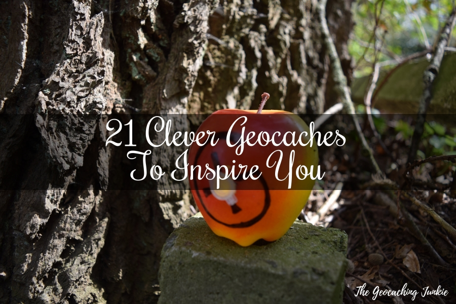 21 clever geocaches to inspire you