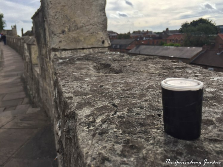 24 hours geocaching in York