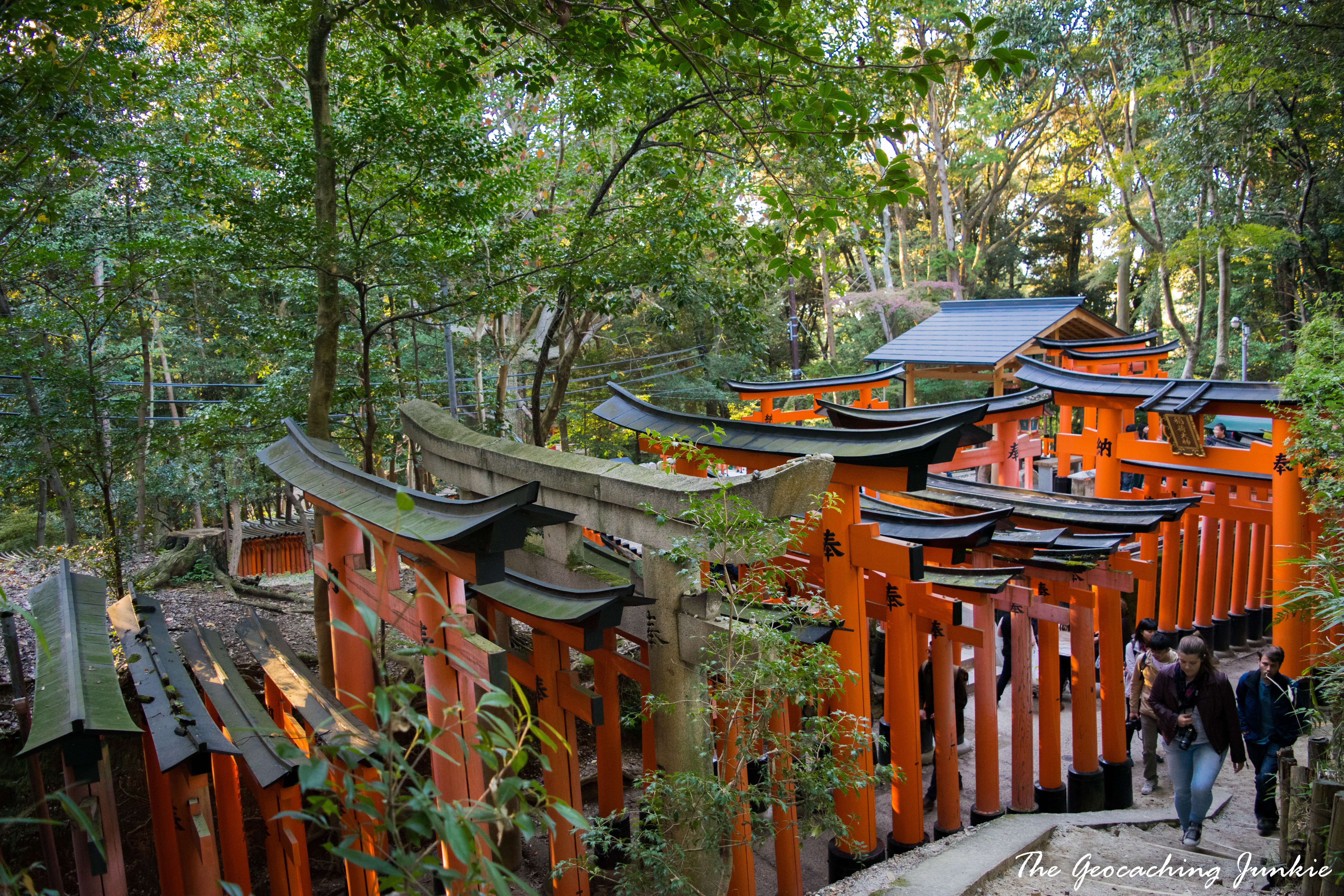 Fushimi Inari-taisha and the 10,000 Gates