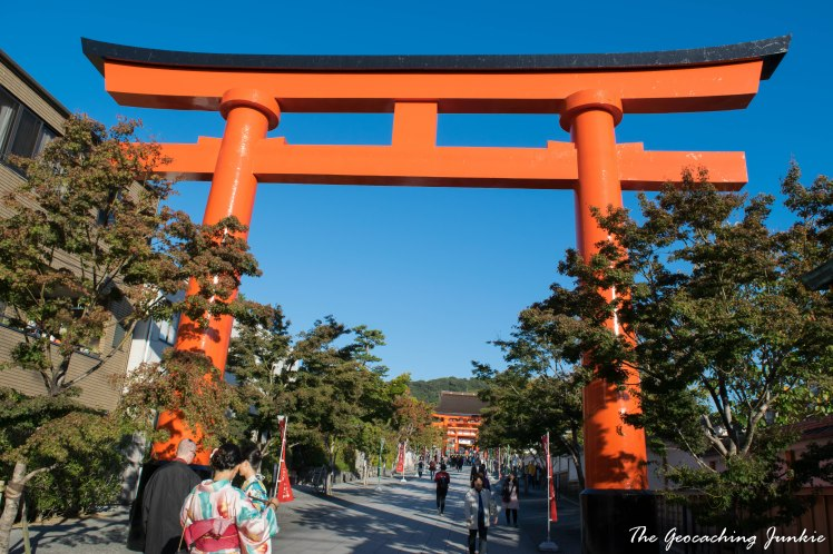 The 10,000 Gates of Fushimi Inari Shrine