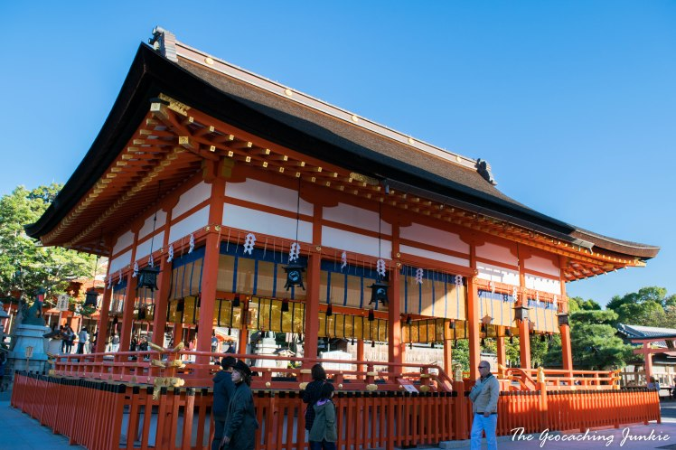 The 10,000 Gates of Fushimi Inari Shrine