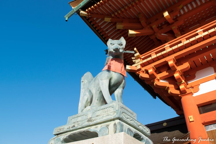 The 10,000 Gates of Fushimi Inari-Taisha
