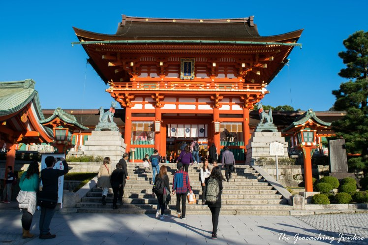 The 10,000 Gates of Fushimi Inari-Taisha