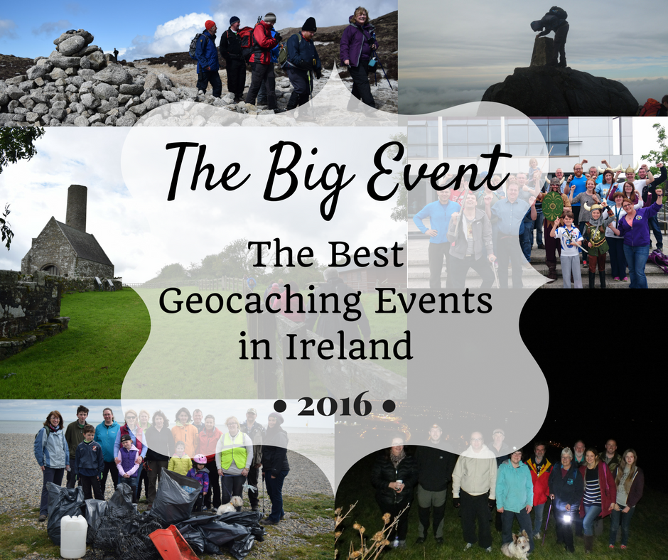 The Big Event: The Best Geocaching Events In Ireland In
