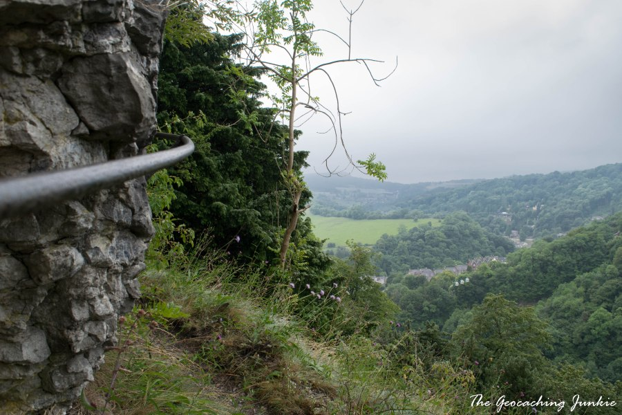 The Geocaching Junkie - Giddy Edge Matlock Bath