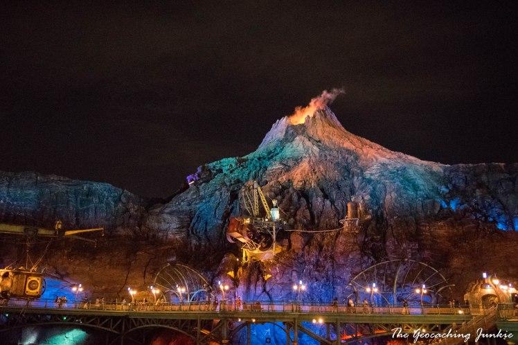 The Geocaching Junkie - Mount Prometheus Tokyo