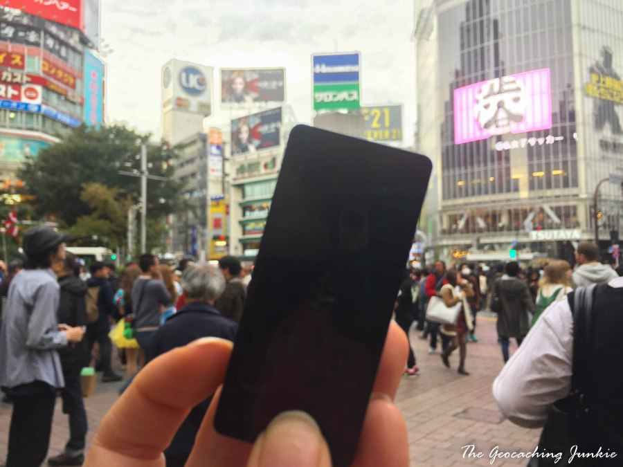 The Geocaching Junkie - Totally Taken with Tokyo