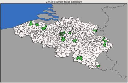 ... my Belgium County Progress