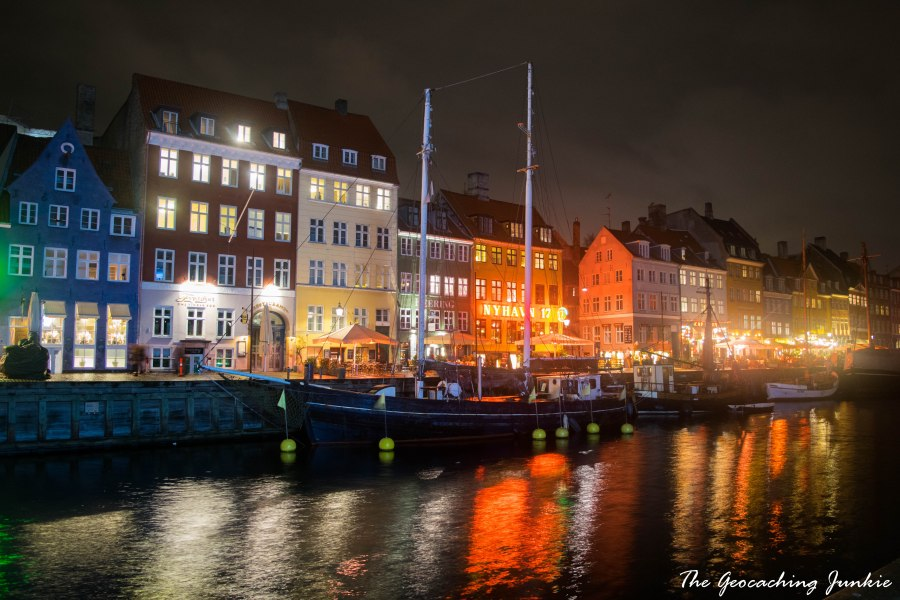The Geocaching Junkie - Copenhagen - Nyhavn
