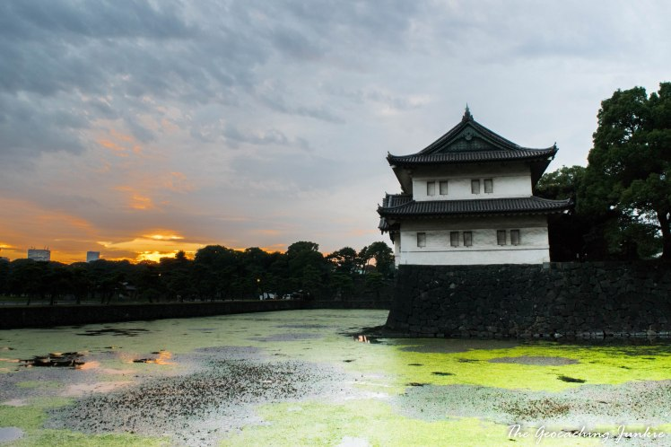 The Geocaching Junkie - Tokyo - Imperial Palace