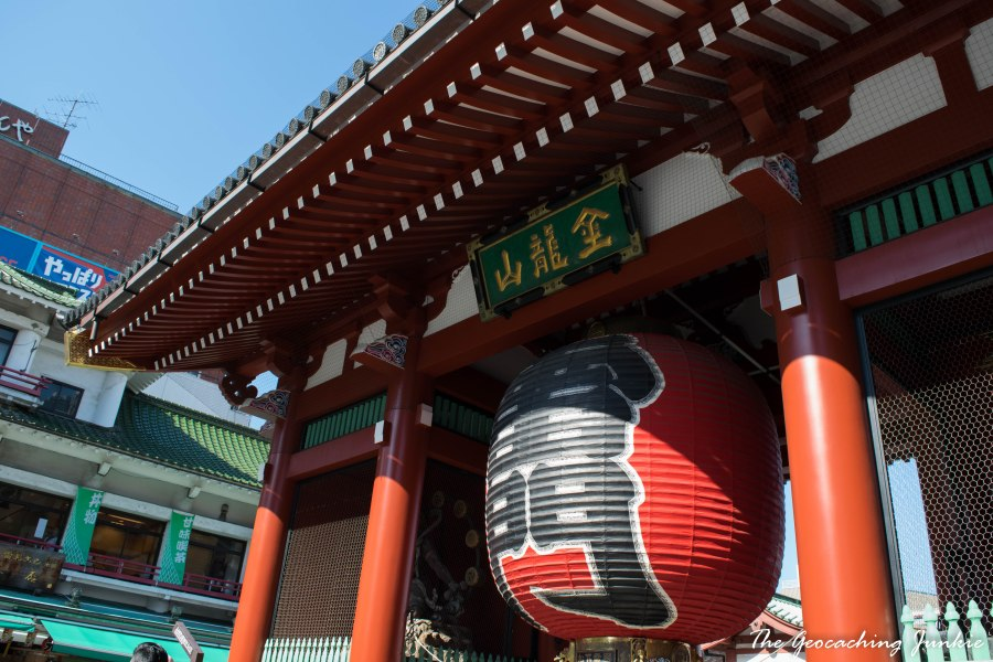 The Geocaching Junkie Tokyo Japan