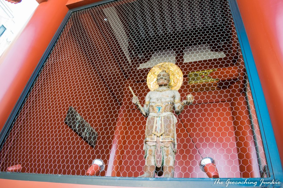 The Geocaching Junkie Senso-ji Temple