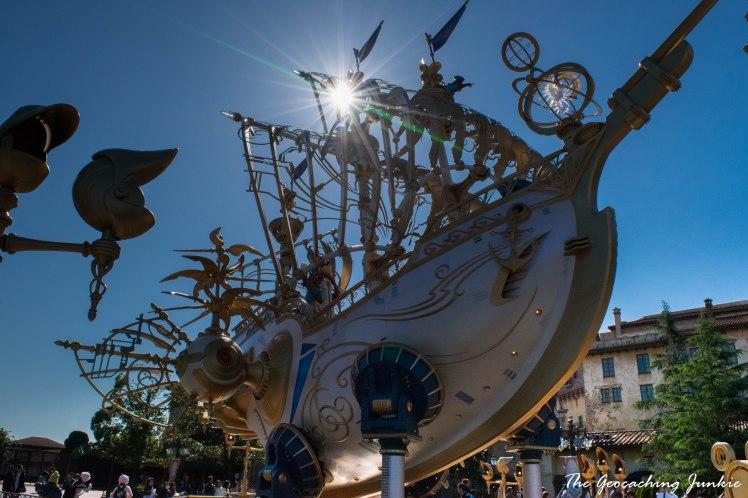 The Geocaching Junkie Tokyo Disney Sea