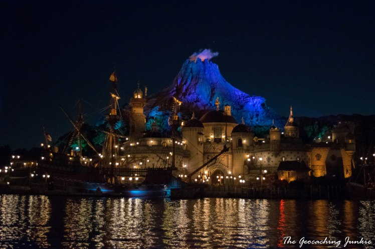 The Geocaching Junkie Tokyo DisneySea is it worth it