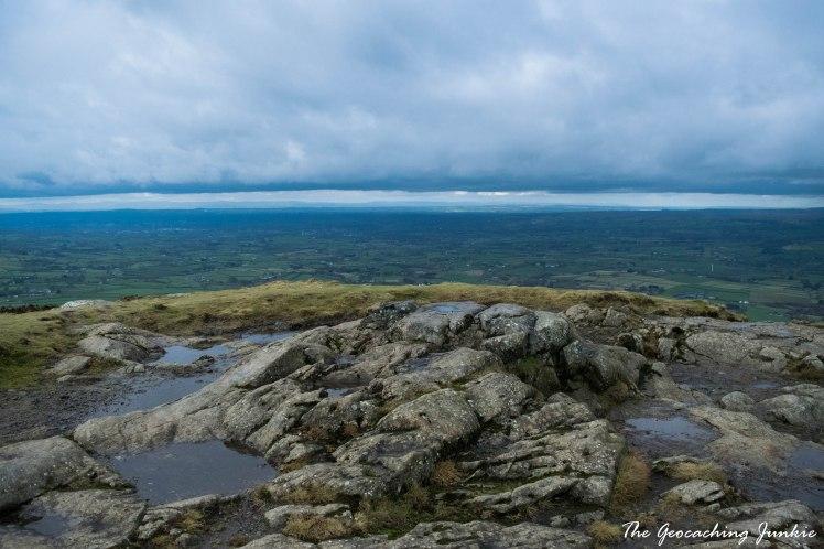 The Geocaching Junkie: Slemish - St Patrick;s Mountain