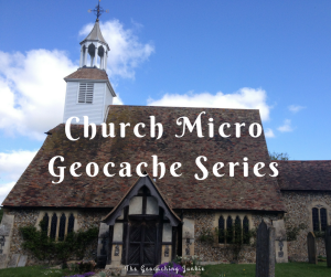 The Geocaching Junkie: Geocaching UK England