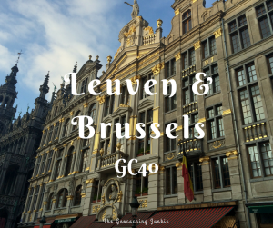 The Geocaching Junkie: Geocaching Belgium