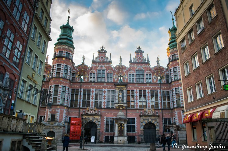 The Geocaching Junkie: 48 Hours Geocaching in Gdansk Poland