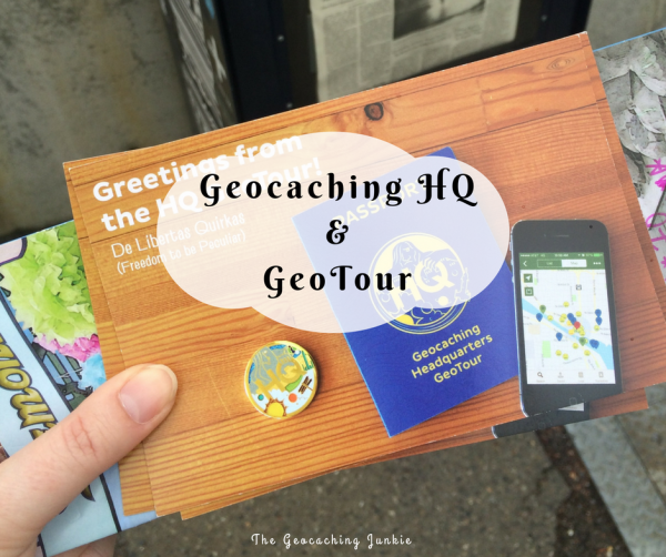 GEOCACHING HQ