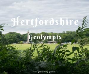 Geocaching UK England