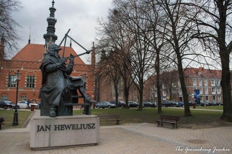 Jan Heweliusz Gdansk