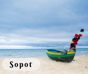 The Geocaching Junkie: Travel Sopot Poland
