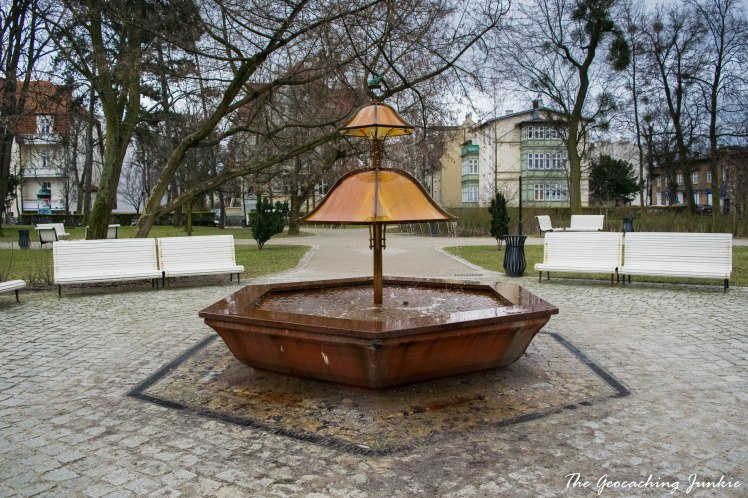 The Geocaching Junkie: Exploring Sopot