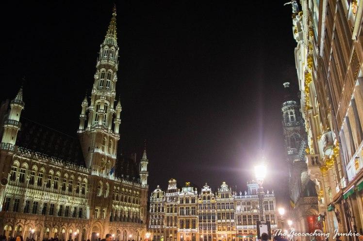 The Geocaching Junkie: Belgium
