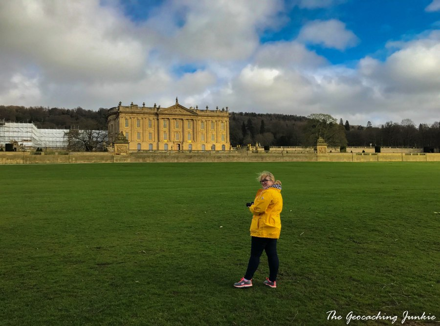 The Geocaching Junkie: Chatsworth House & Gardens, Derbyshire