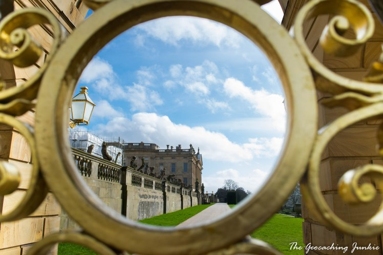 The Geocaching Junkie: Chatsworth House & Gardens