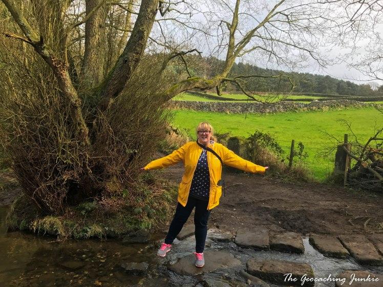 The Geocaching Junkie: Lumsdale Valley, Derbyshire