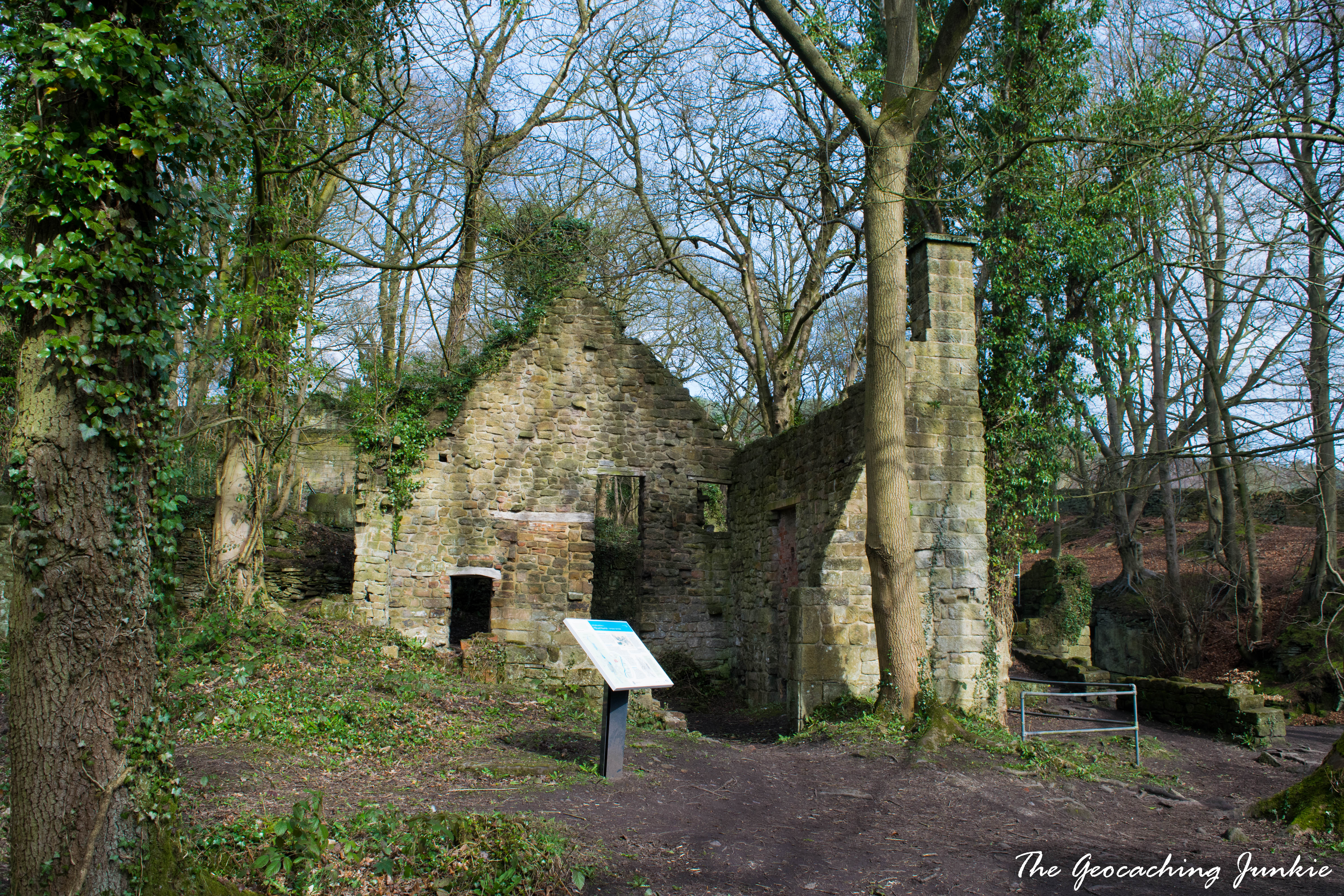 Lumsdale mill