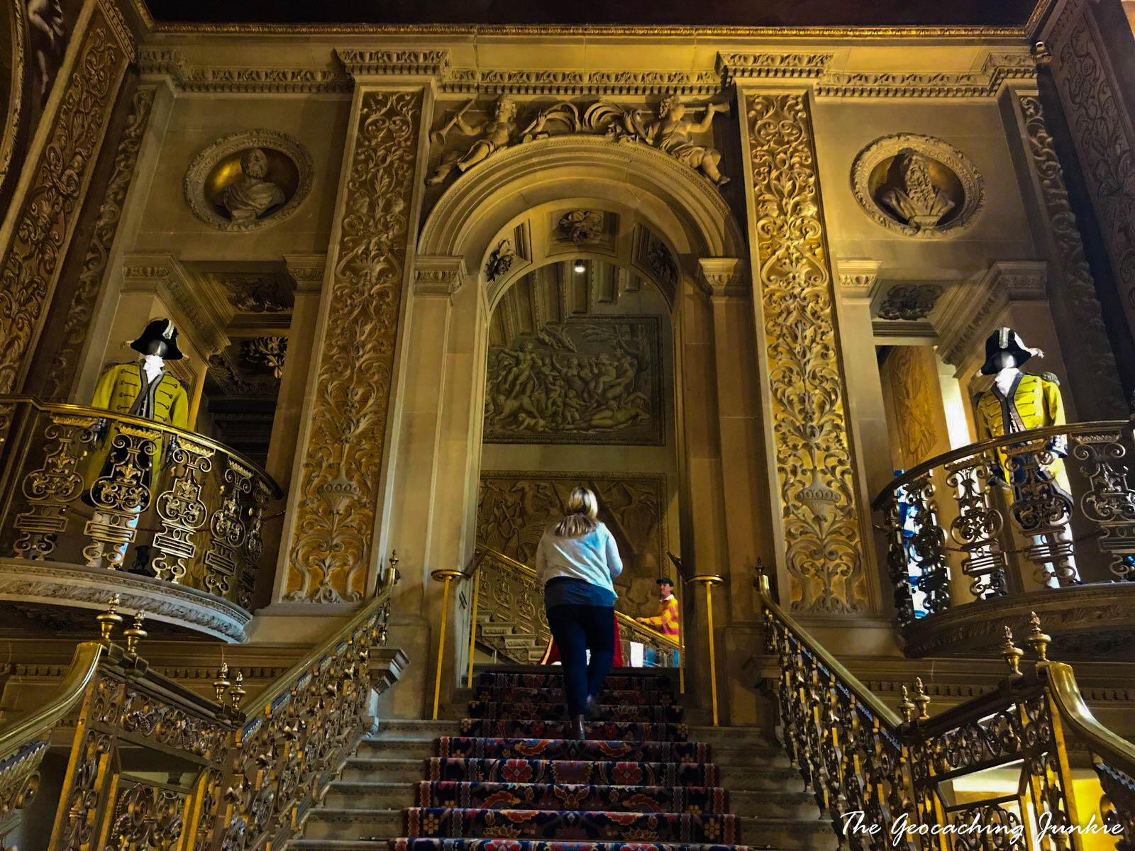 A Grand Day Out at Chatsworth House | The Geocaching Junkie – The ...