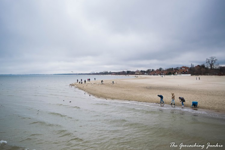 The Geocahcing Junkie: Exploring Sopot, Poland